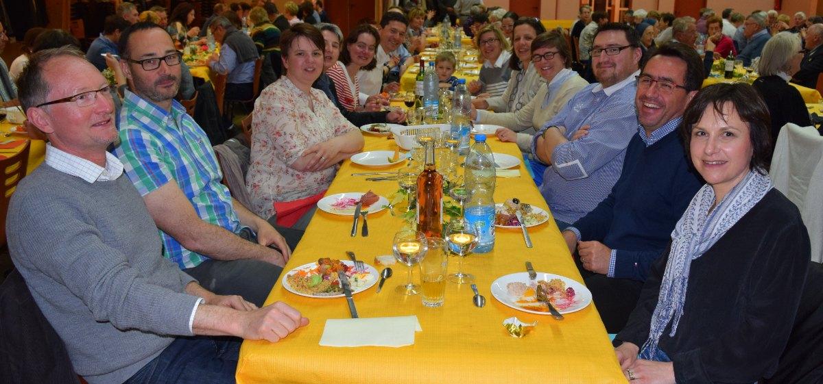grand buffet d'anniversaire - 37