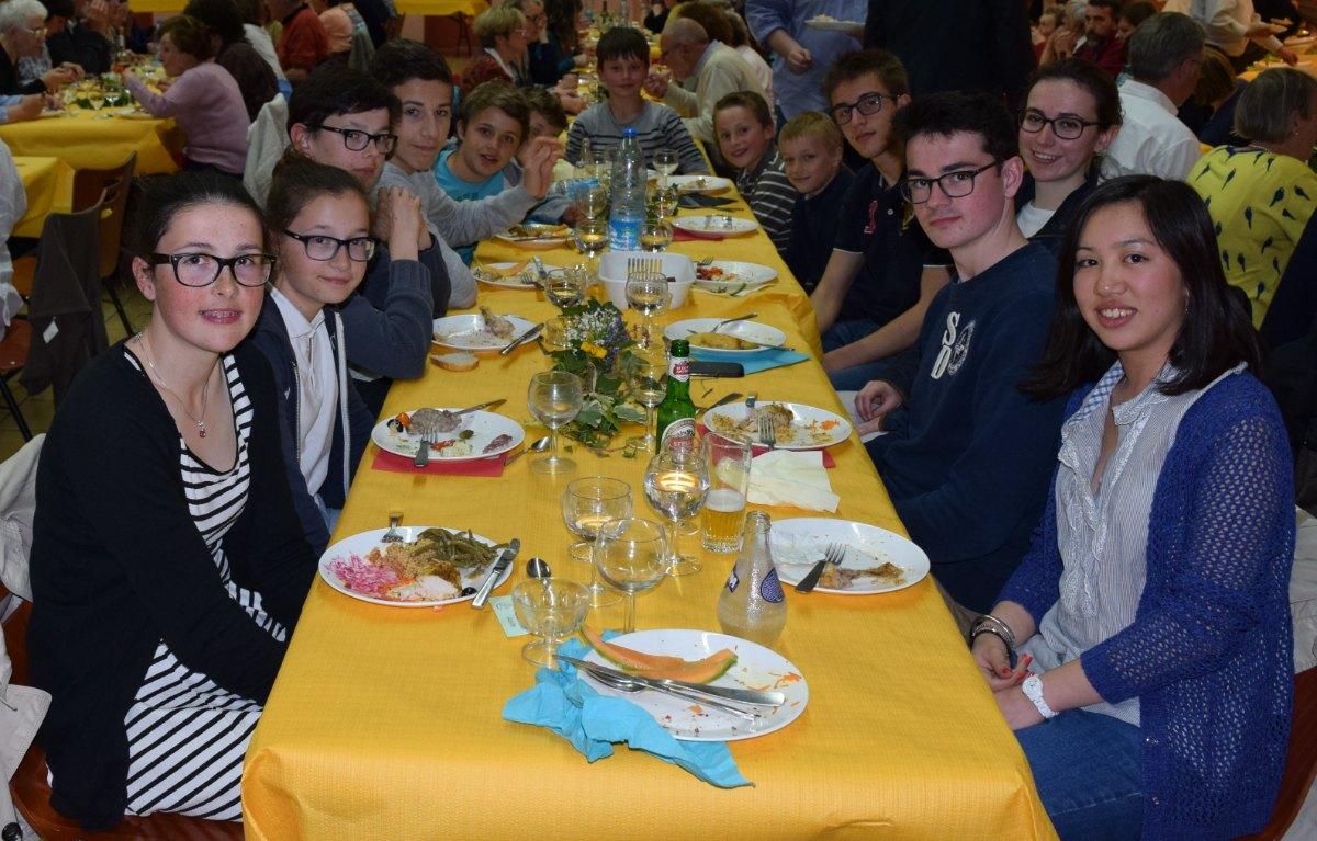 grand buffet d'anniversaire - 39