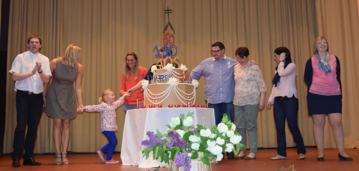 grand buffet d'anniversaire - 57