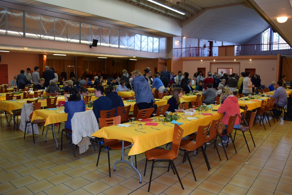 grand buffet d'anniversaire - 3