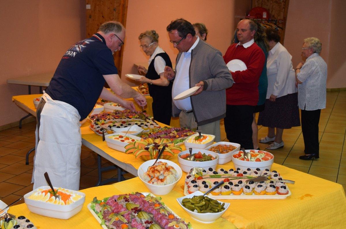 grand buffet d'anniversaire - 7