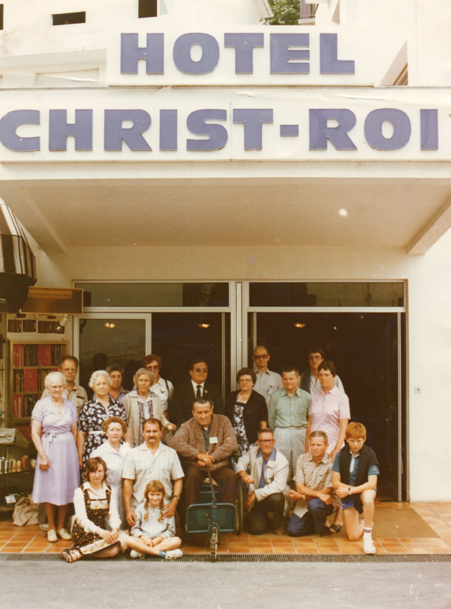 Groupe Râches 1977