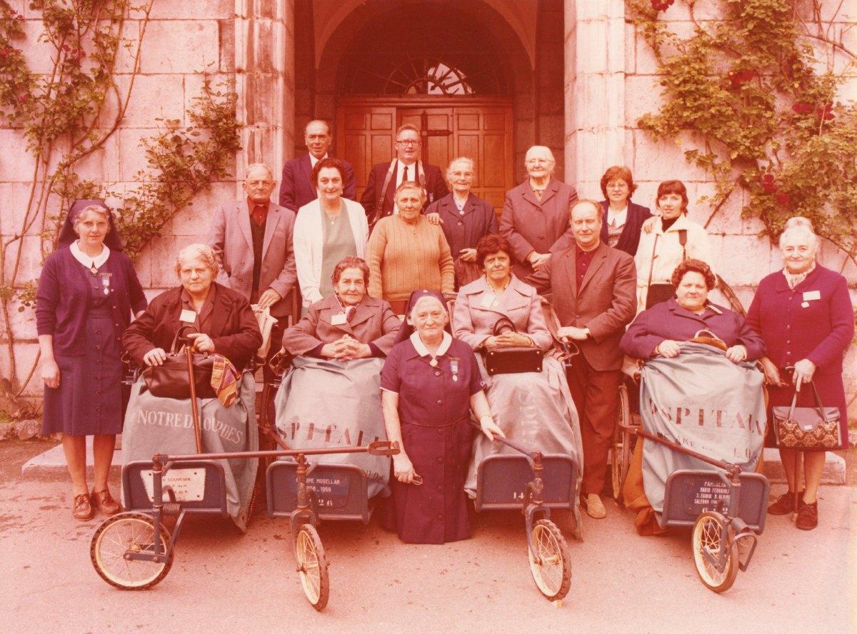 Groupe Erchin Fin des années 70