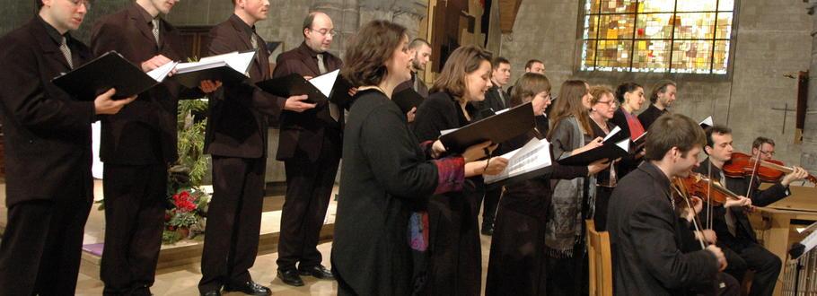 Harmonia Sacra en concert