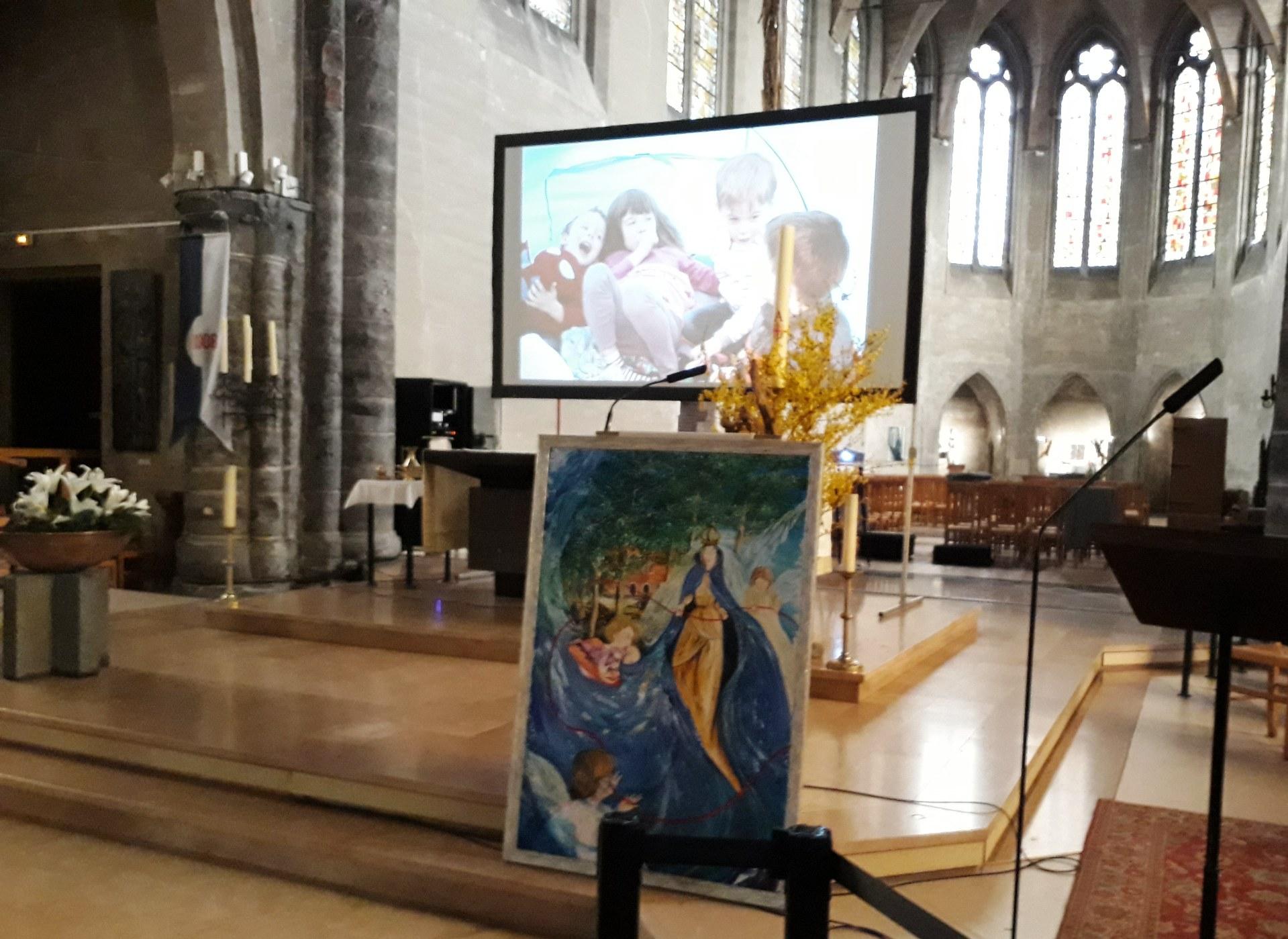 heure mariale St Gery tableau (2)