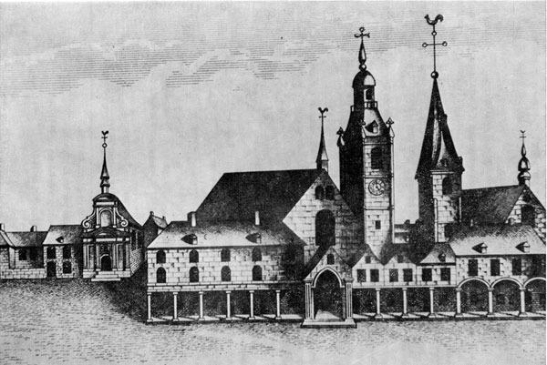 Histoire - La place de Maubeuge au 17e sie#cle