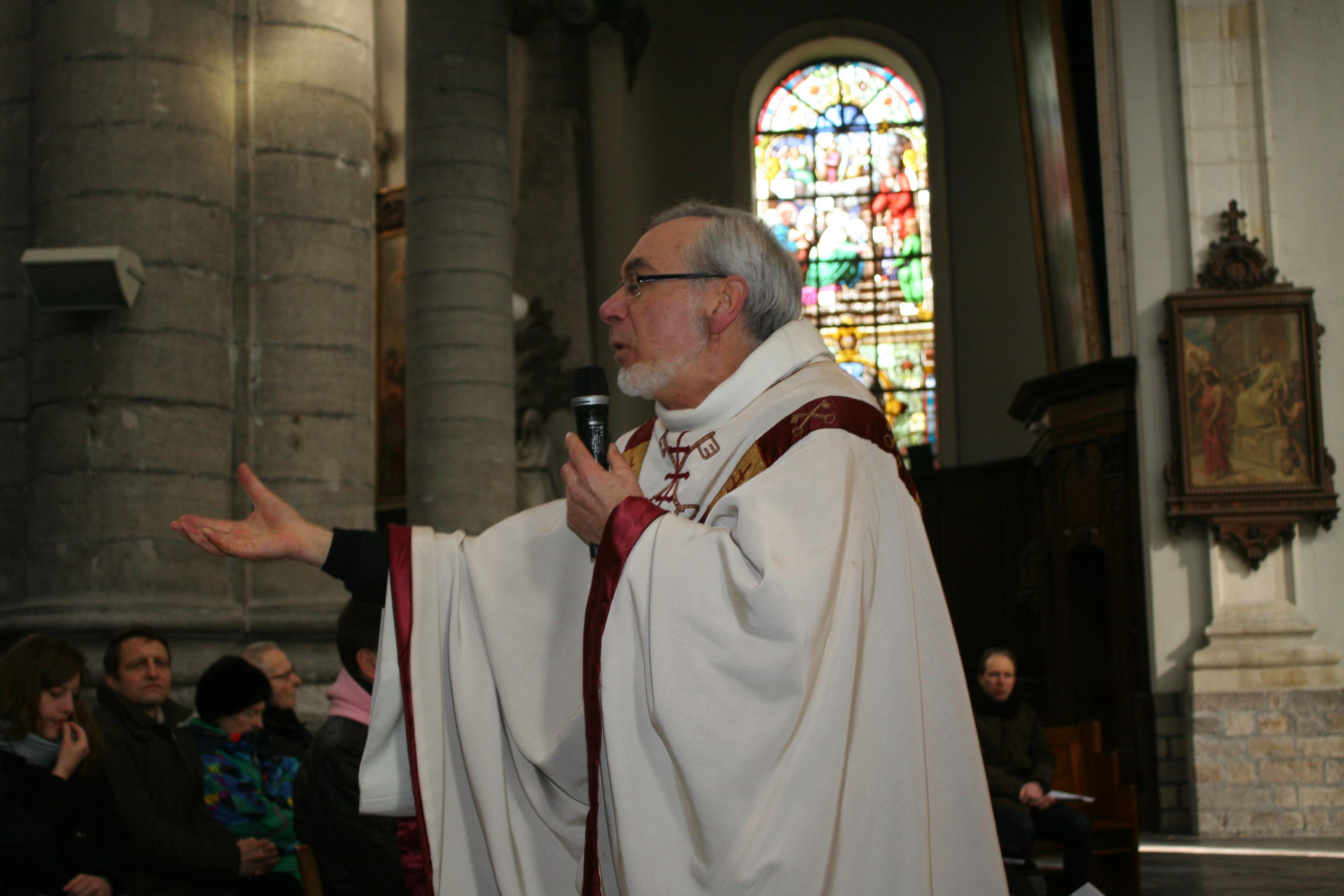 Homélie de l'abbé André Merville (2)