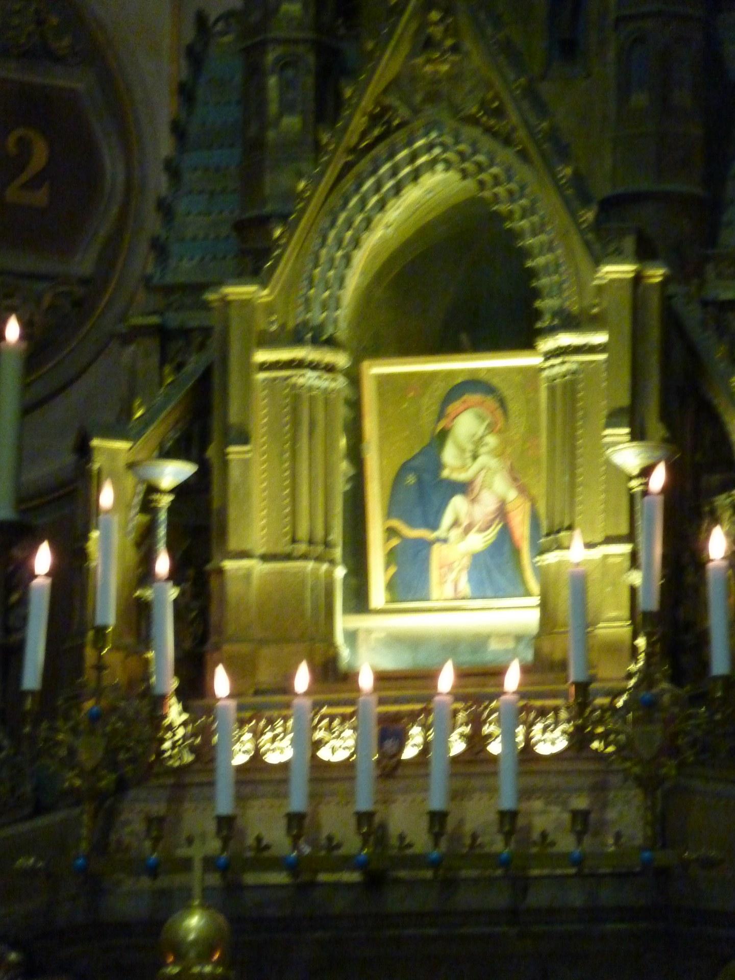Icône de Notre Dame de Grâce
