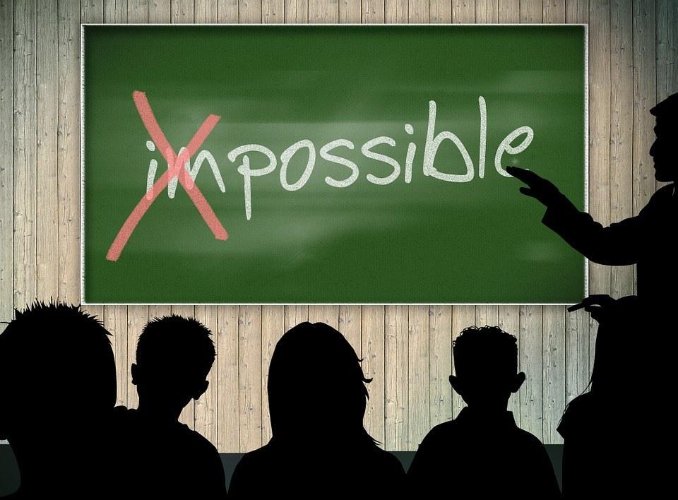 Im-possible (pixabay)
