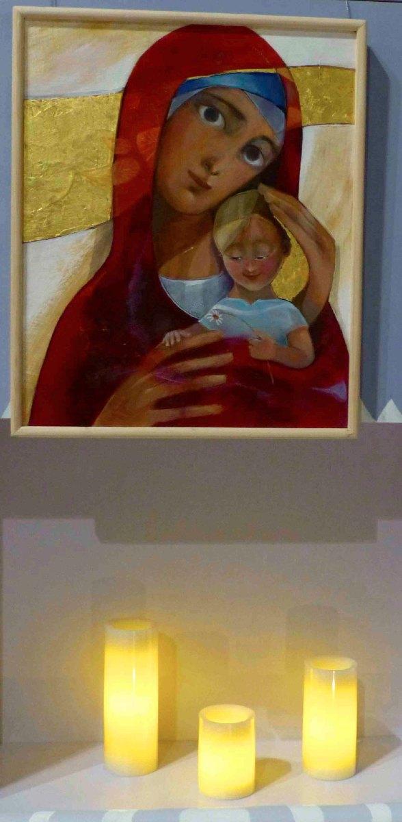 La Vierge Marie, Mère de Miséricorde