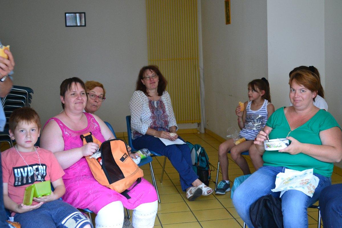 Images - Programme d'e#te# - Pe#lerinage a# Beaura
