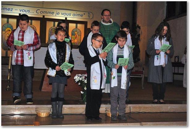 Images - Stald - Premières Communions 2013 - Sacr