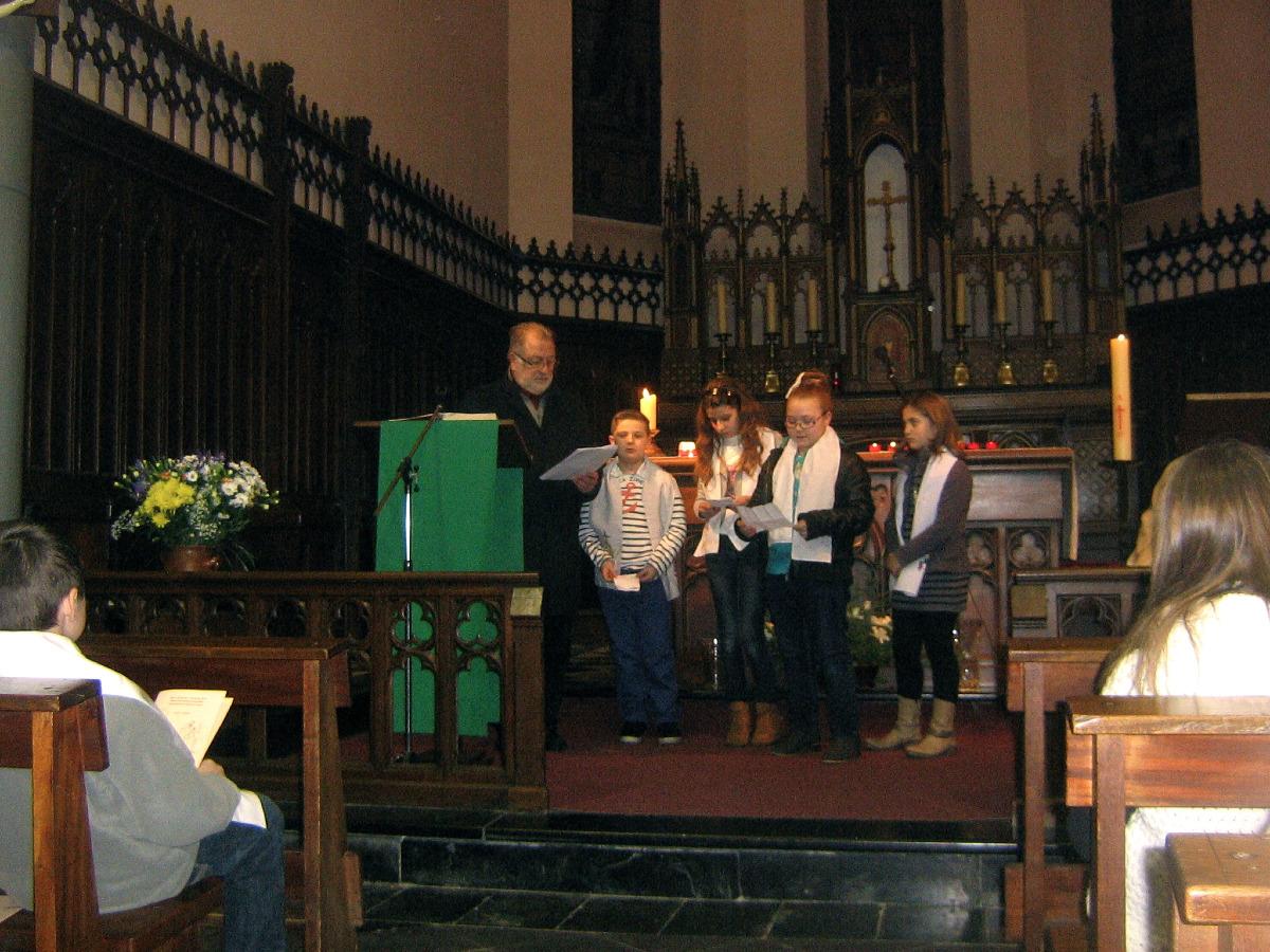 Images - Stald - Premie#res Communions - Rousies -