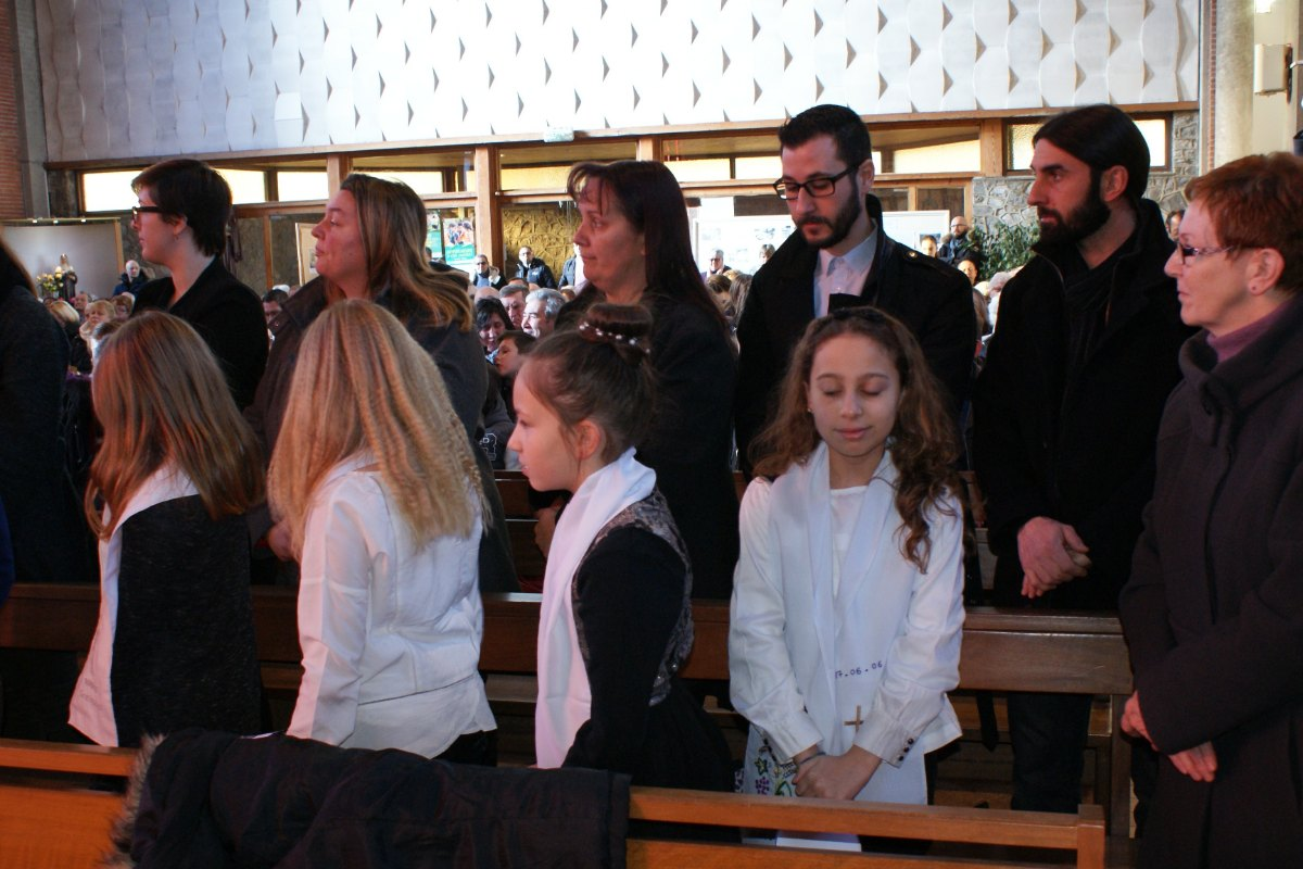 Images - Stald - Premie#res Communions - Sacre#-Co
