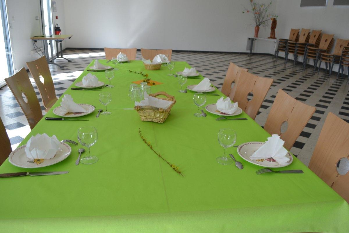 Images - Stald - Repas du Jeudi Saint - 02