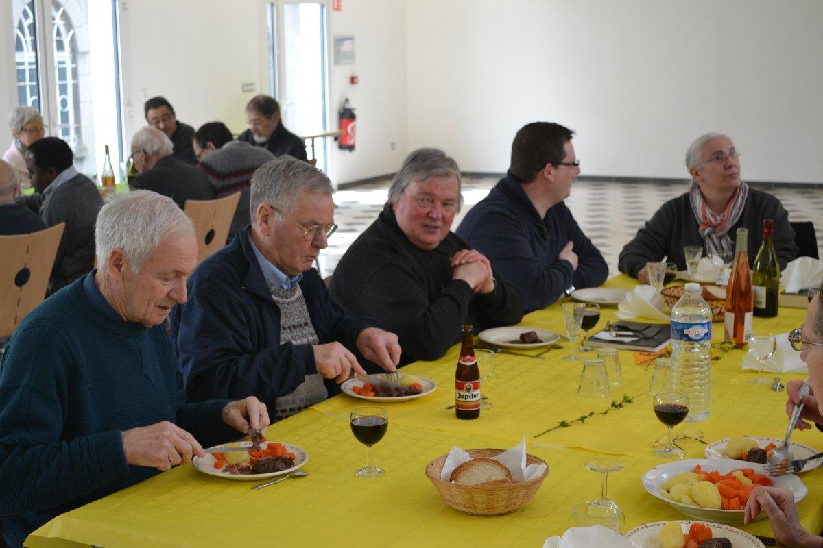 Images - Stald - Repas du Jeudi Saint - 00