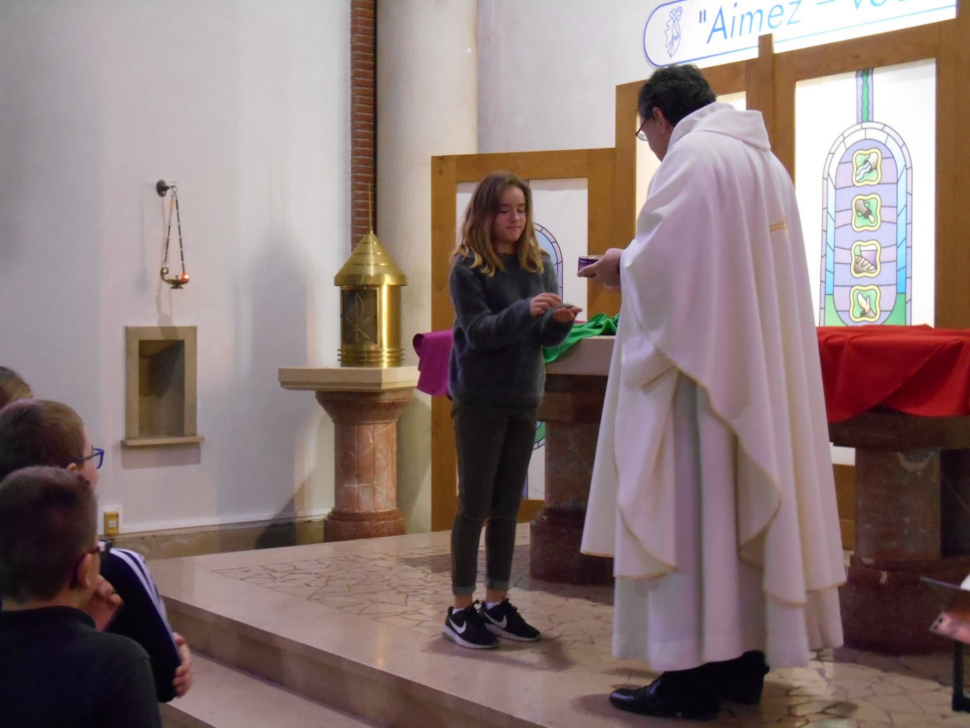 Images - Stald - Retraite de premie#re communion -