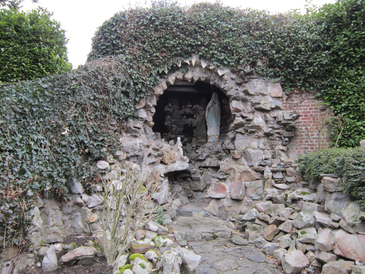 chapelle Lourdes Jenlain