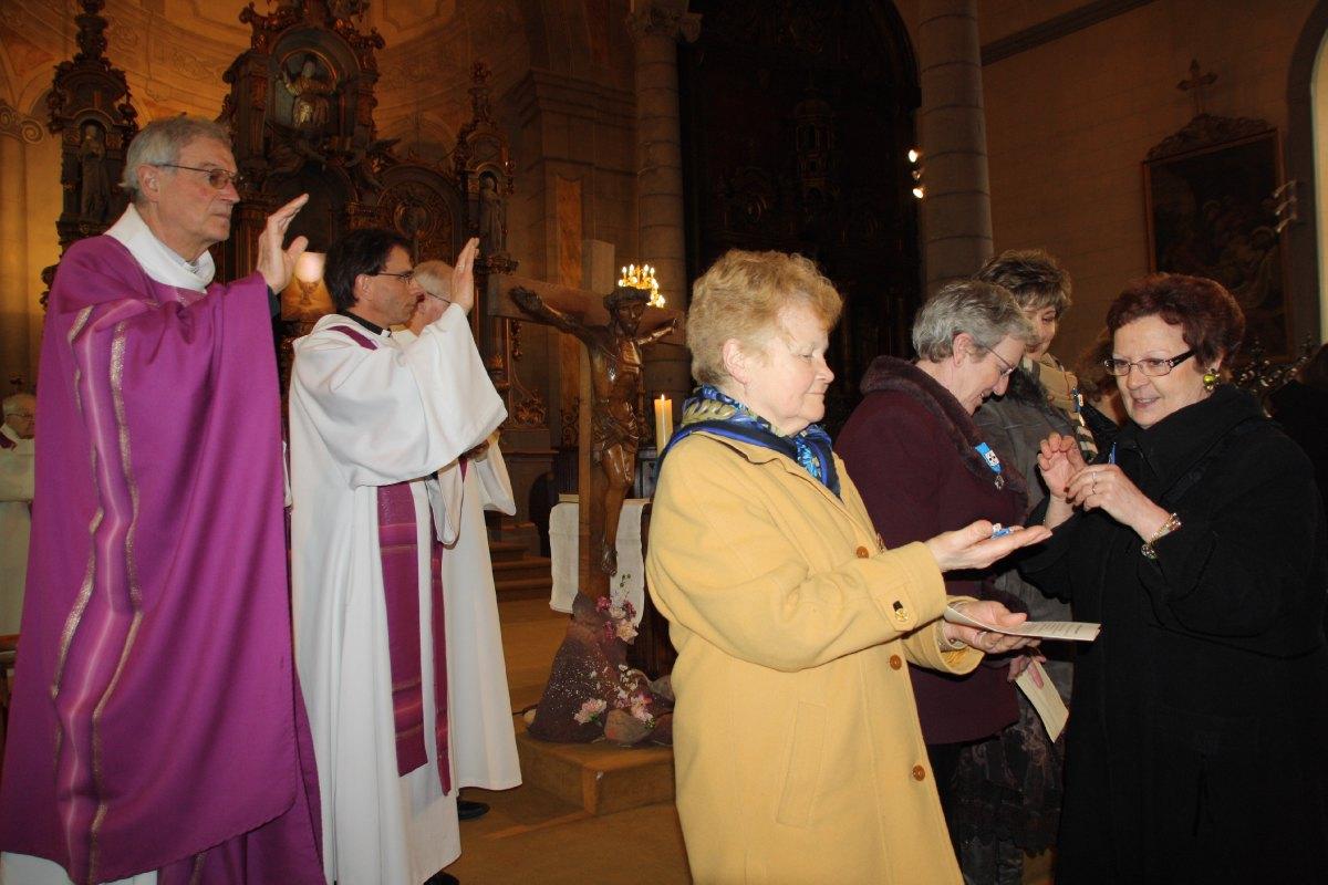 Bénédiction des prêtres