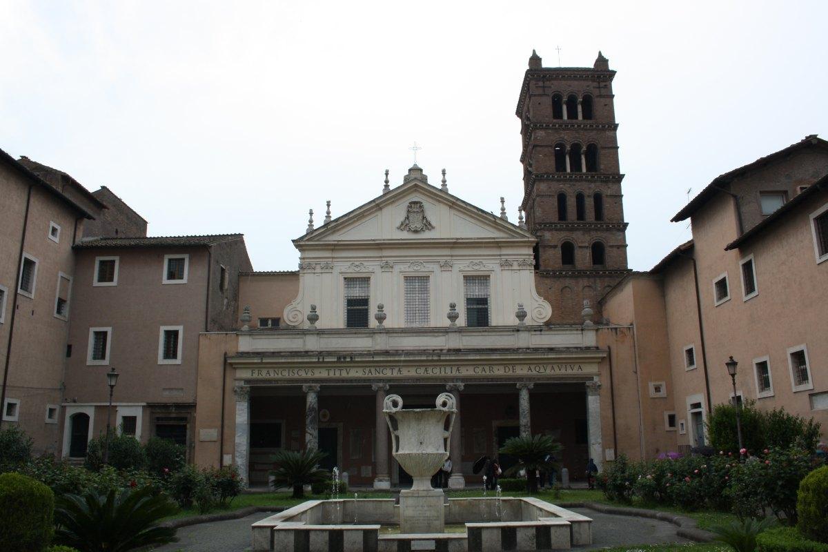 La Basilique Ste Cécile