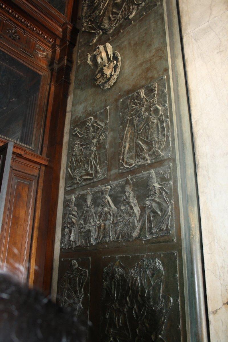 La porte des Conciles
