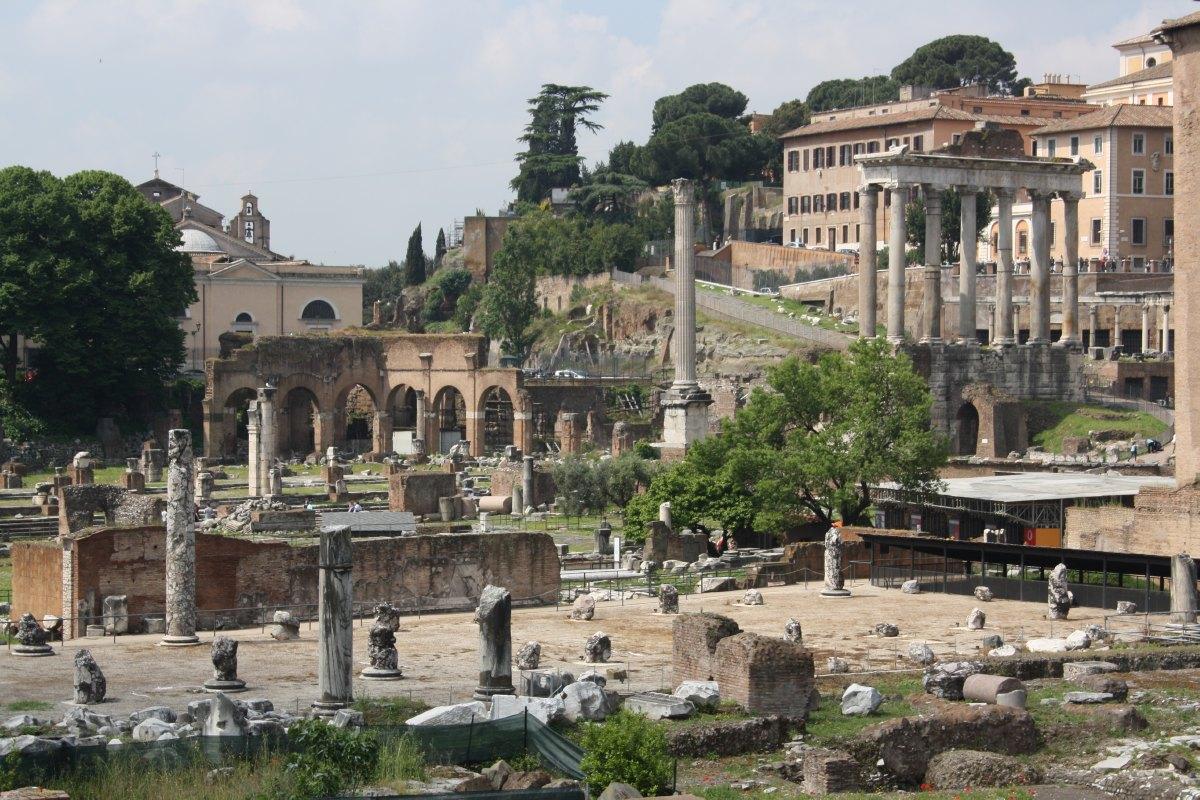 La Rome antique...