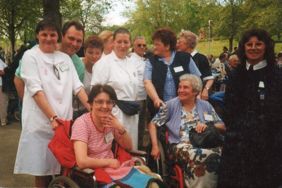 Lourdes Mai 1999