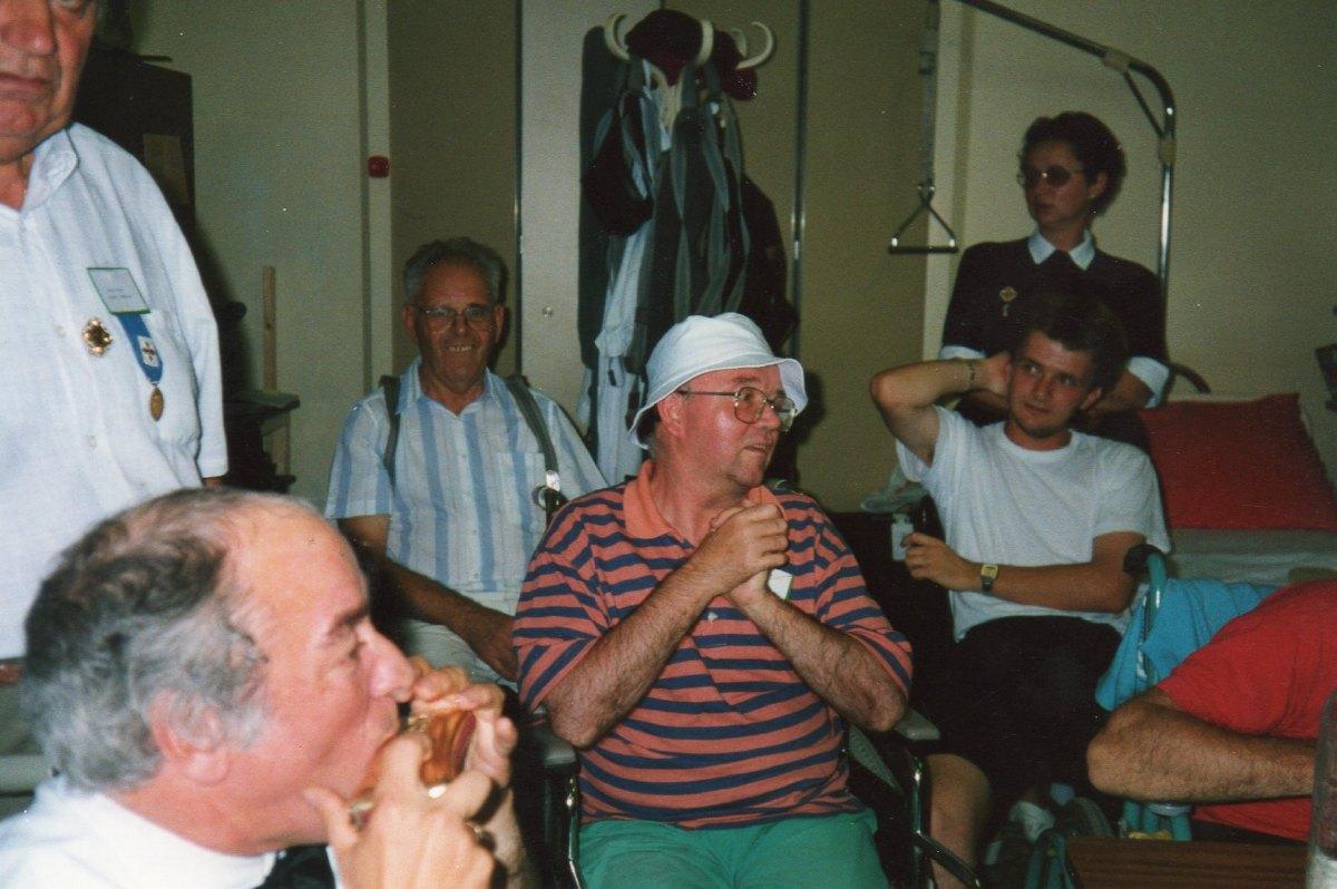 Lourdes Août 1993