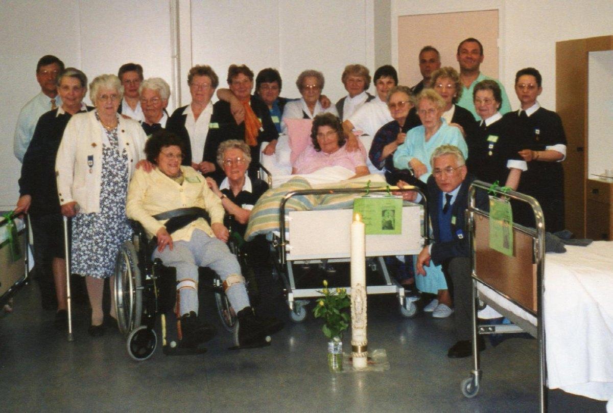 Lourdes Mai 2001
