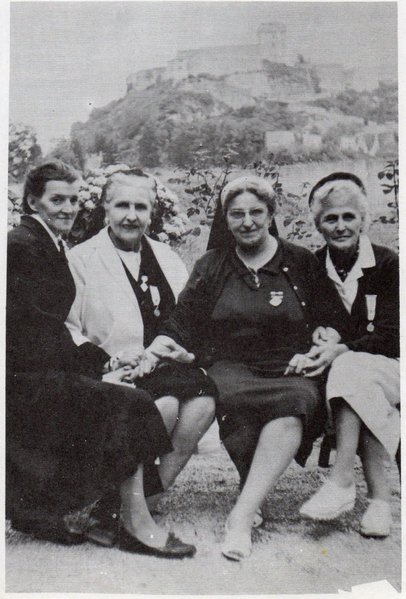 Juillet 1965 Groupe ?