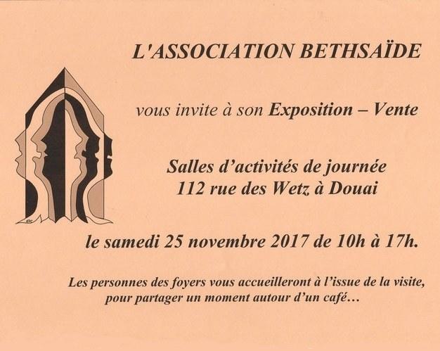 Invitation_Expo Vente Bethsaide_20171125