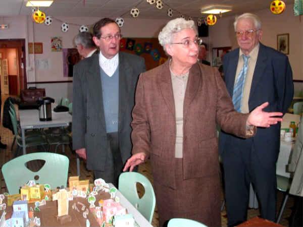 Jacqueline présente la catéchèse spécialisée