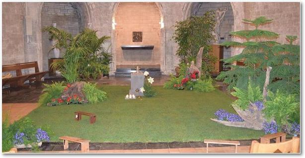 jardin des oliviers