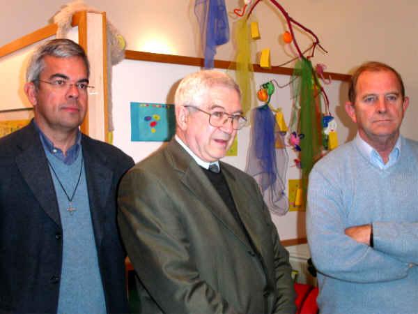 Jean-Marie, Michel et Xavier