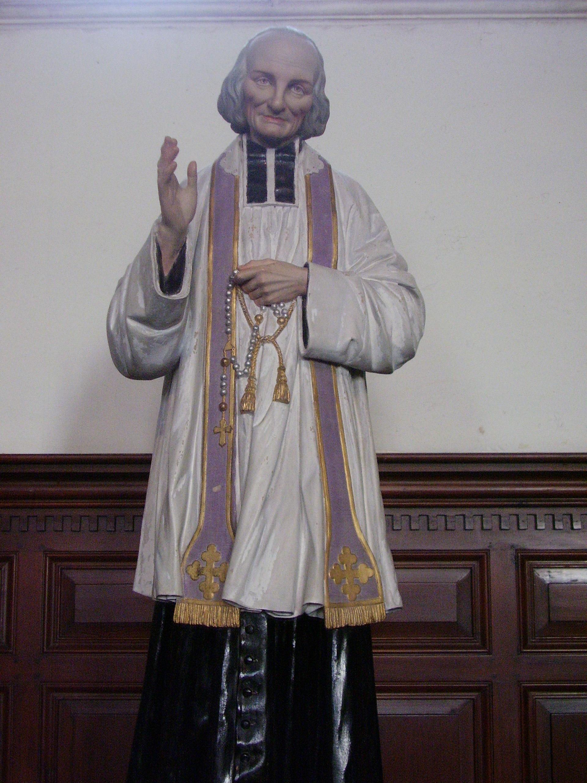 St Jean Marie Vianney