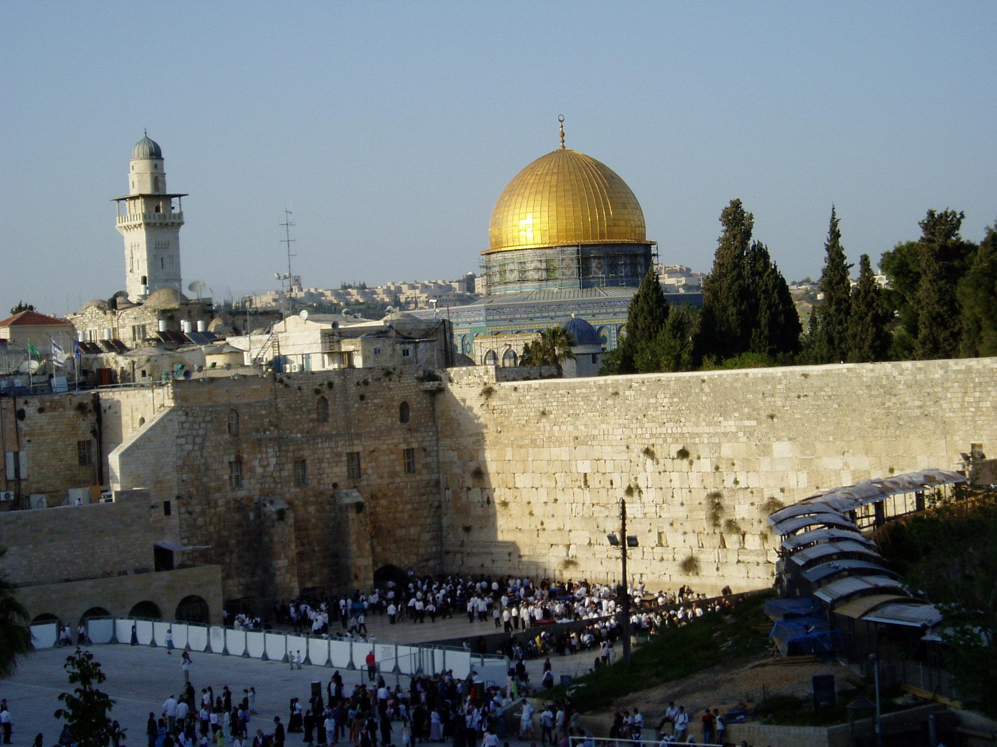Jérusalem Mur des Lamentations