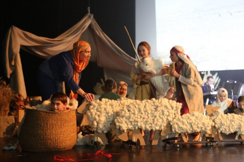 Joseph et ses freres (1)
