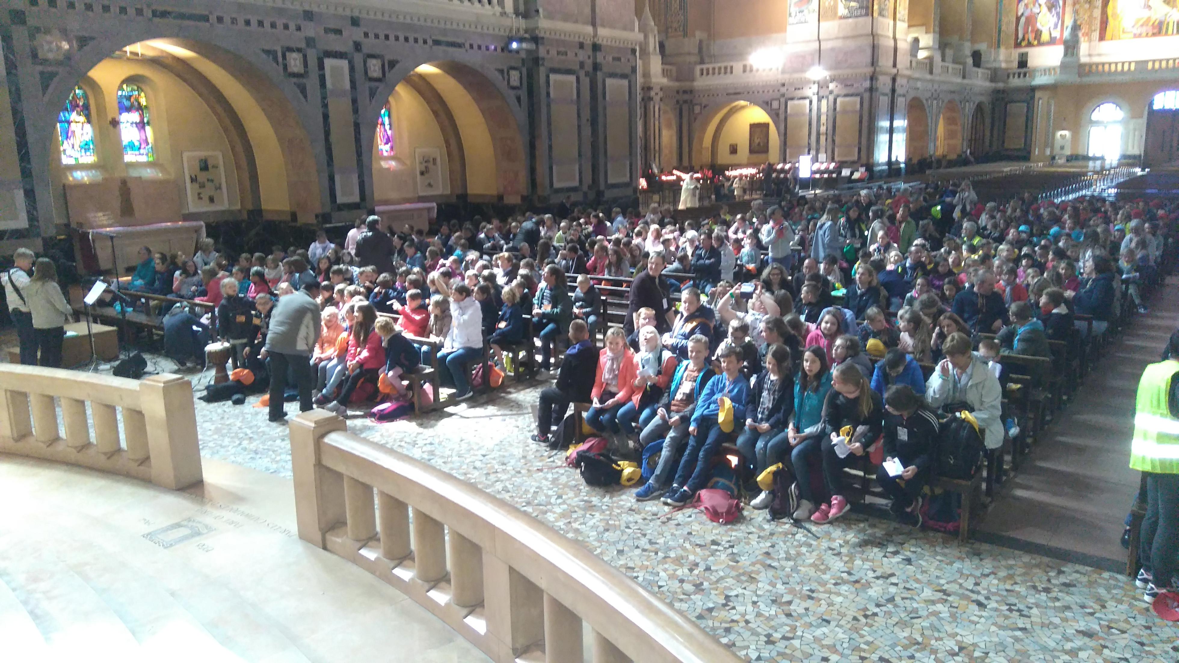 La messe commune