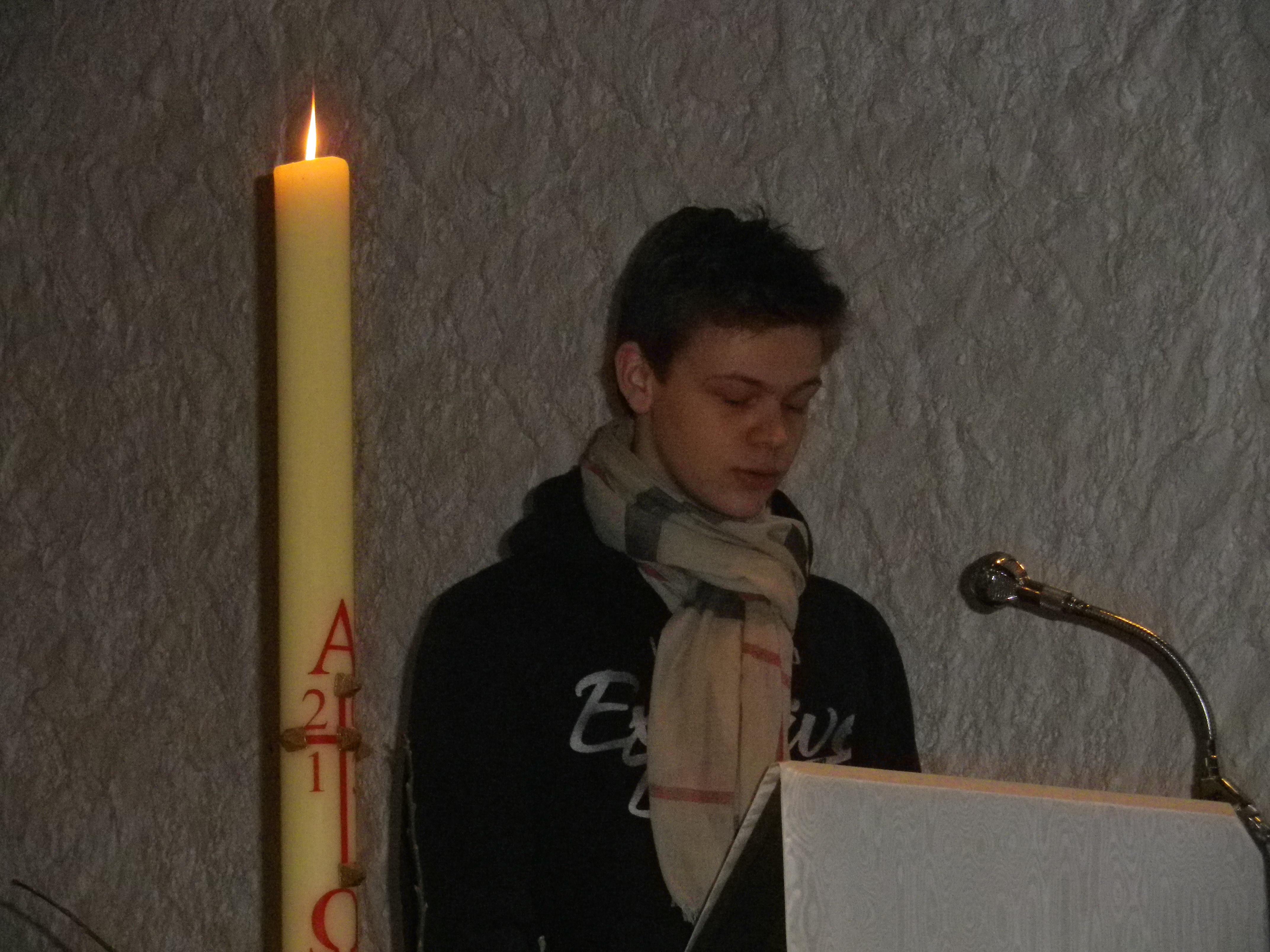 Lecture faite par Sébastien.