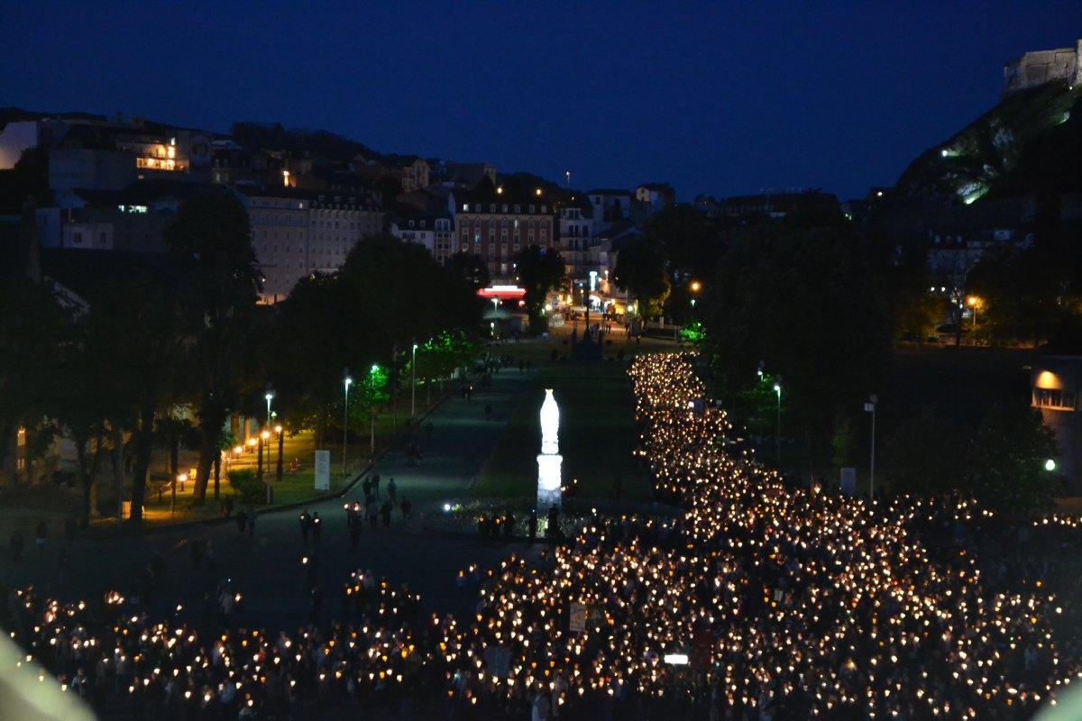 Lourdes 4-3 2014