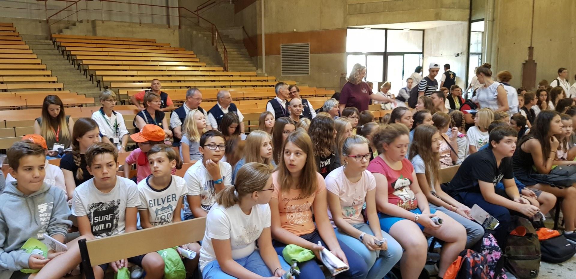 Lourdes 2018 - photos onction malades (1)