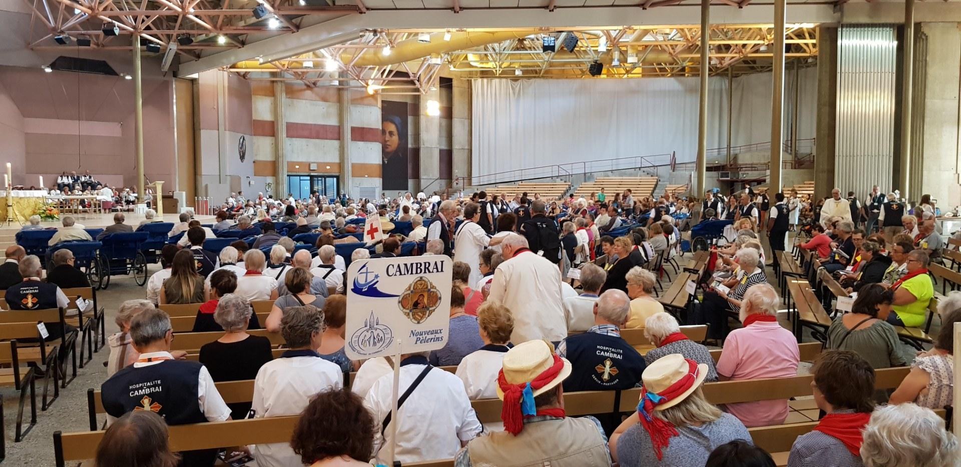 Lourdes 2018 - photos onction malades (4)
