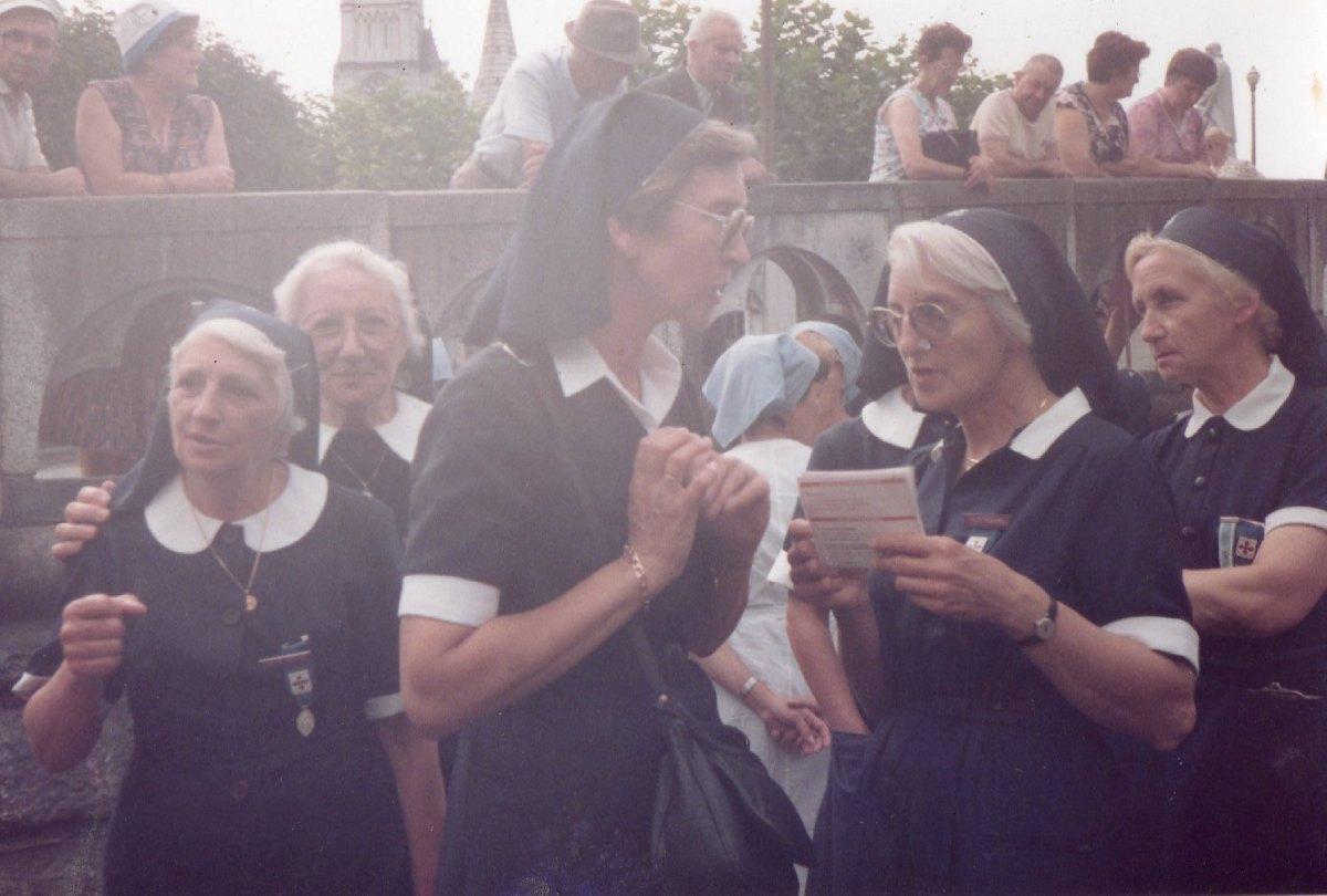 Lourdes Août 1988