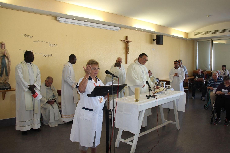 Lourdes mardi 21 août  10