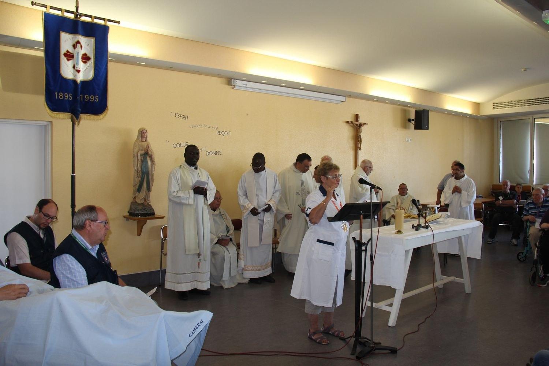 Lourdes mardi 21 août  11