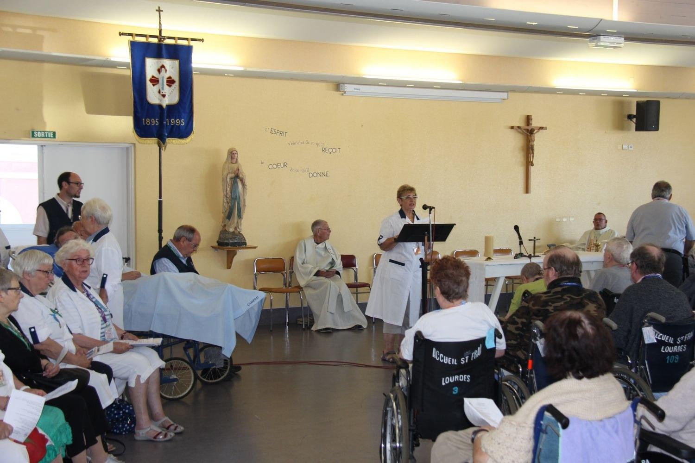 Lourdes mardi 21 août  7