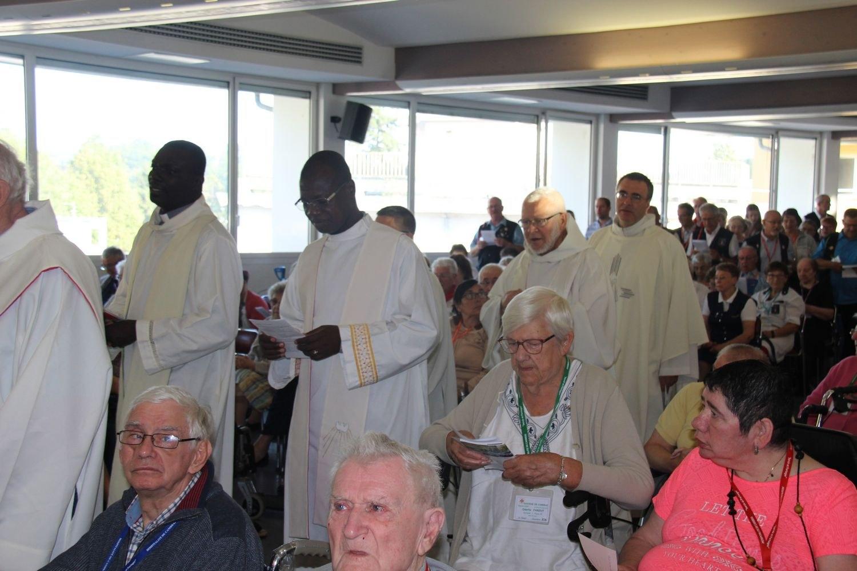 Lourdes mardi 21 août  9