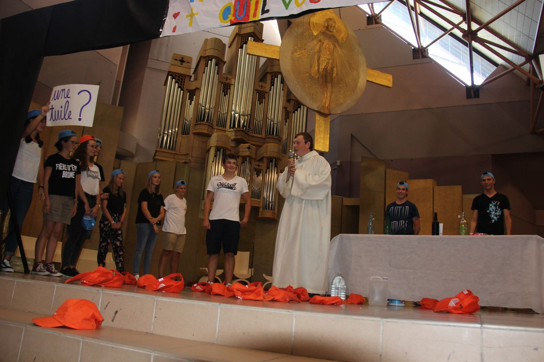 Lourdes mercredi 22 août 12