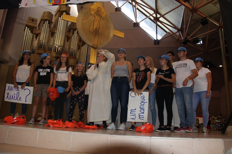Lourdes mercredi 22 août 13