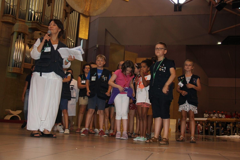 Lourdes mercredi 22 août 15